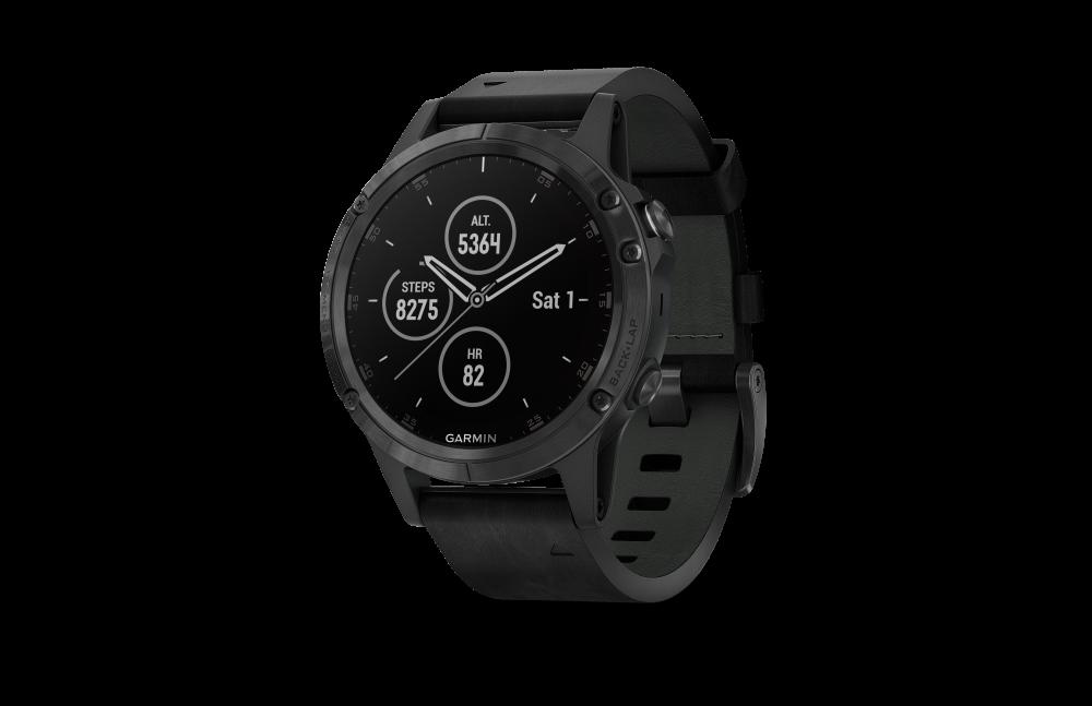 Reloj Fenix 5 PLUS front
